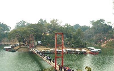 ঝুলন্ত ব্রীজ, রাঙ্গামাটি