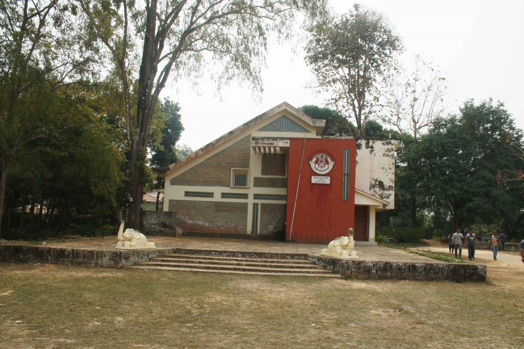 রাঙ্গামাটি, রাজবন বিহার